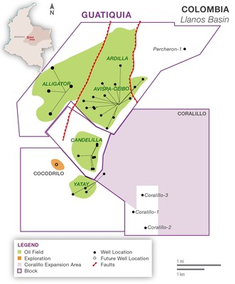 Guatiquia Expansion (CNW Group/Frontera Energy Corporation)
