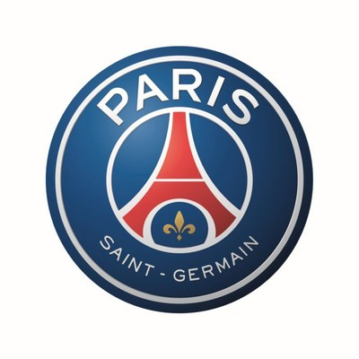 Paris Saint-Germain Colour Logo