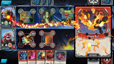 Forge decks, chain combos and uncover treasures when PlayFusion brings the Multi-award winning Lightseekers TCG to Steam