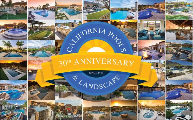 California Pools & Landscape 30 years