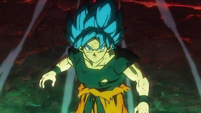 Dragon Ball Super: Broly Still 03. Courtesy of Funimation Films.