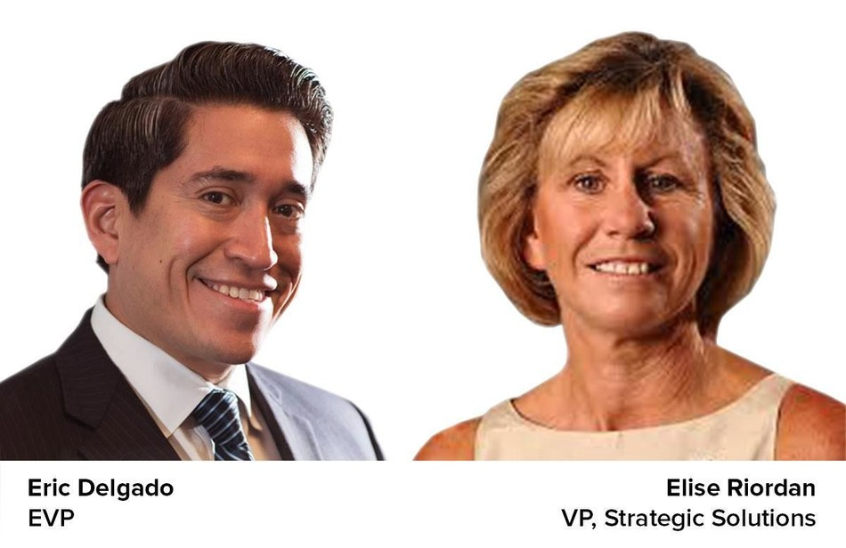 New Shyft Executive Hires: Eric Delgado - EVP and Elise Riordan - VP of Strategic Solutions