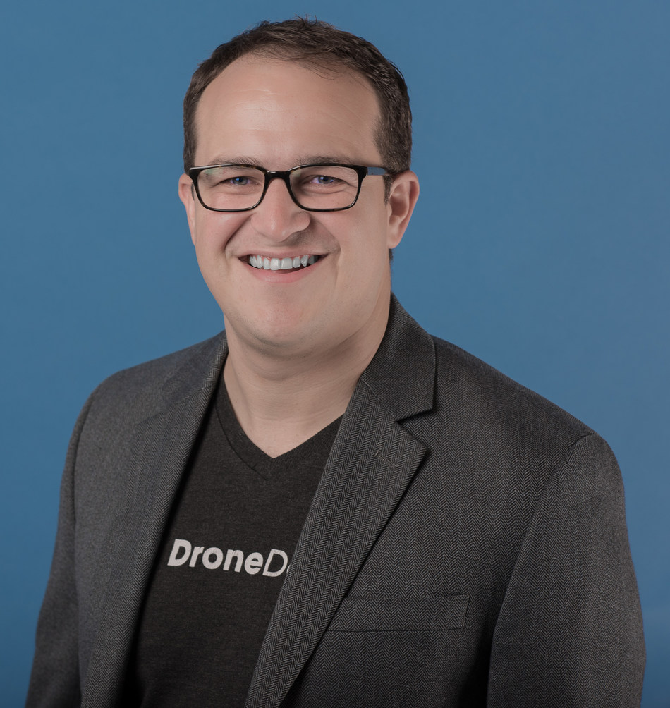 Mike Winn, CEO Drone Deploy, helped more than 4,000 companies make construction sites safer and aided in wildfire emergency management last year with its drone mapping software with more than one million automated drone flights around the world.