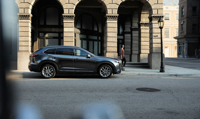 Mazda CX-5 and CX-9 Once Again Awarded Two Spots on Car and Driver's 10Best Trucks and SUVs List