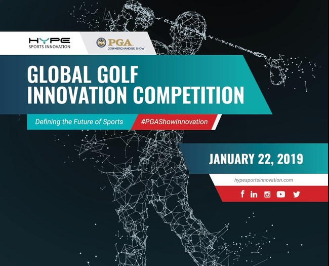 HYPE SPORTS INNOVATION GLOBAL COMPETITION AT THE PGA MERCHANDISE SHOW