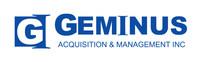 Geminus Acquisition & Management Inc. (CNW Group/Geminus Acquisition & Management Inc.)