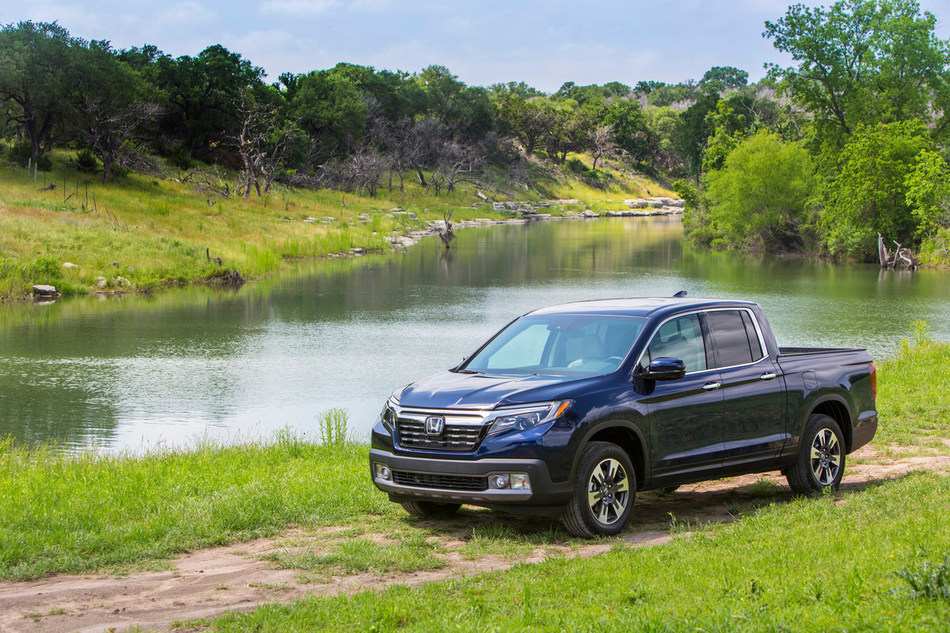 Honda Ridgeline Named to Car and Driver Magazine List of the 2019 10Best Trucks and SUVs