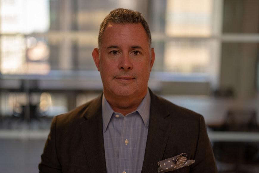 Managing Director of Boston, Mark Scribner