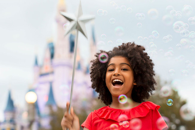 CityPASS now allows travelers to create custom ticket packages to Orlando's most family-friendly theme parks.  Photo ©2018 Disney
