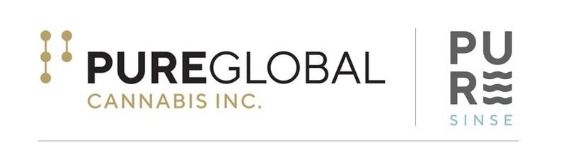 Pure Global Cannabis Inc. and PureSinse Inc. (CNW Group/Pure Global Cannabis Inc.)