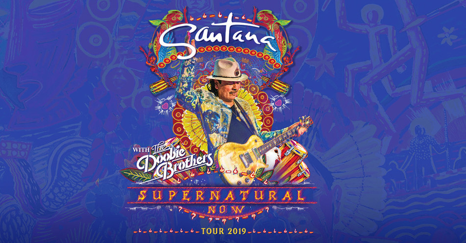 "Carlos Santana to Celebrate His Landmark ""Supernatural"" Album and His Historic 1969 Woodstock Performance on the ""Supernatural Now"" Tour"