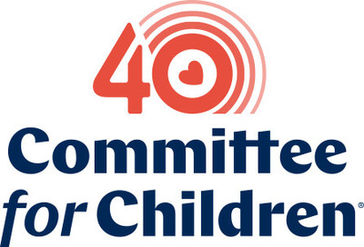 Committee for Children 40th Anniversary Logo