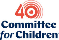 Committee for Children 40th Anniversary Logo