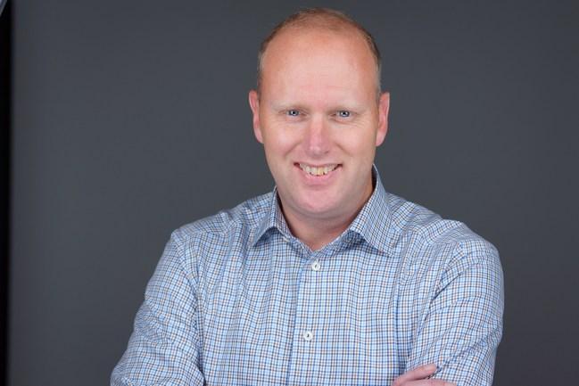 Dr. Darren White, CEO of ADURO