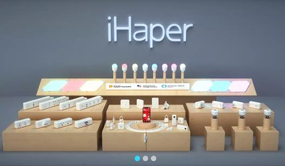 iHaper's product line