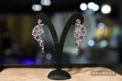Shanghai Jewellery Fair 2018 onsite photo