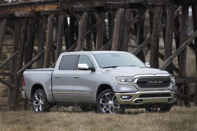 The all-new 2019 Ram 1500 has been named to Car and Driver's 10Best Trucks and SUVs list.