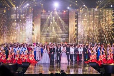 Xi'an realiza a Semana Internacional de Moda do Cinturão e Rota para promover o intercâmbio cultural (PRNewsfoto/Xi'an Municipal Government)