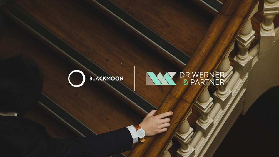 Blackmoon and Dr Werner & Partner Strategic Partnership Announced - Launching New ETx (PRNewsfoto/Blackmoon_Dr. Werner & Partner)