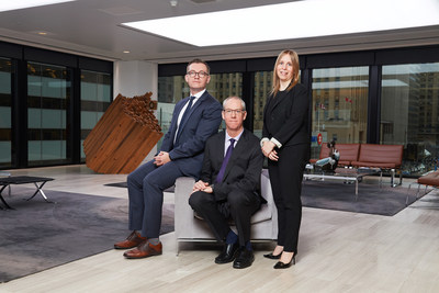 Alex Farcas, Kevin Rooney and Ora Wexler (CNW Group/Dentons Canada LLP)