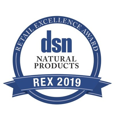 The Relief Products™ Wins 2019 DSN Retail Excellence Award – Natural