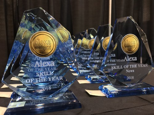 The 2019 Alexa Awards, presented by VoiceFirst.FM, announced the winners of the competition during a presentation on Jan. 15 in Chattanooga, Tenn. at The Alexa Conference.