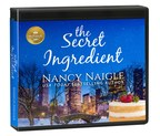Dreamscape Media will bring original Hallmark Publishing stories to life beginning with the Feb. 12 audiobook release of The Secret Ingredient by Nancy Naigle.