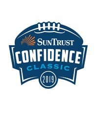 "SunTrust and the Atlanta Braves team up to host a first-of-its-kind football experience, the ""SunTrust Confidence Classic,"" at SunTrust Park and The Battery Atlanta, as local families and avid sports fans converge in Atlanta for the big-game weekend February 2-3, 2019."