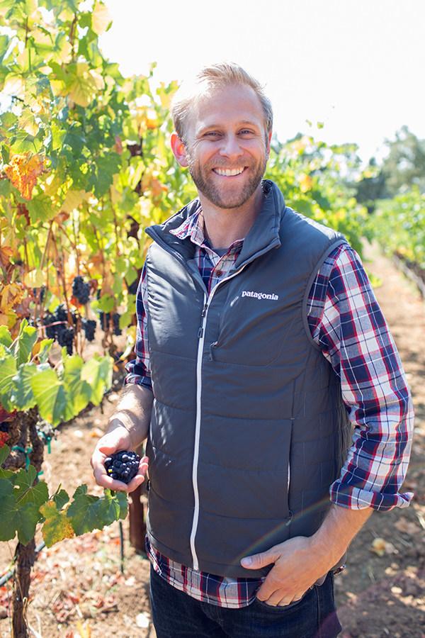 Ross Reedy, Director of Winemaking