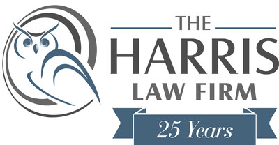 Harris Logo (PRNewsfoto/The Harris Law Firm)
