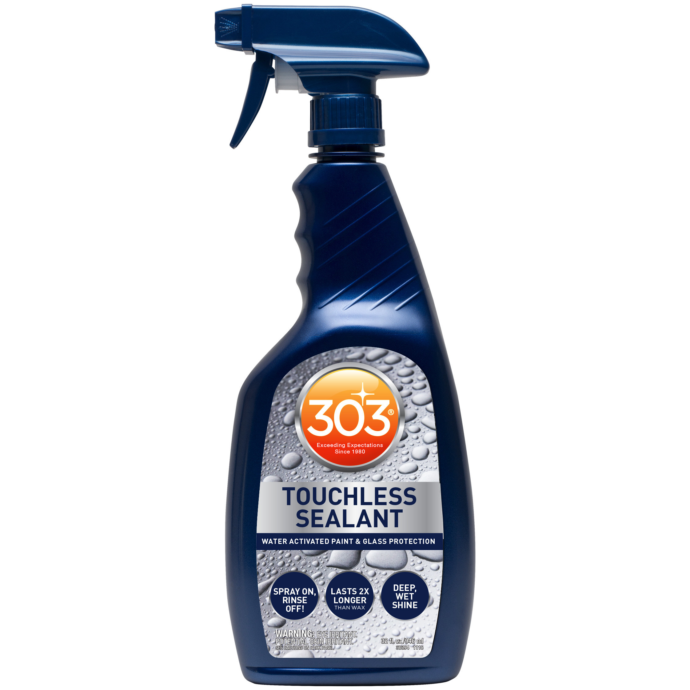 New 303® Touchless Sealant pictured above.