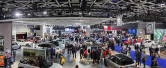 The Montréal International Auto Show will be held January 18–27 at Palais des congrès de Montréal. (CNW Group/Palais des congrès de Montréal)