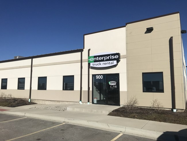 Enterprise Truck Rental is opening a new Chicagoland branch, located at 900 Christina Drive in East Dundee, Ill.