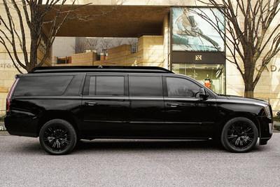 "Lexani Motorcars Cadillac Escalade 30"" Extended Viceroy Exterior"