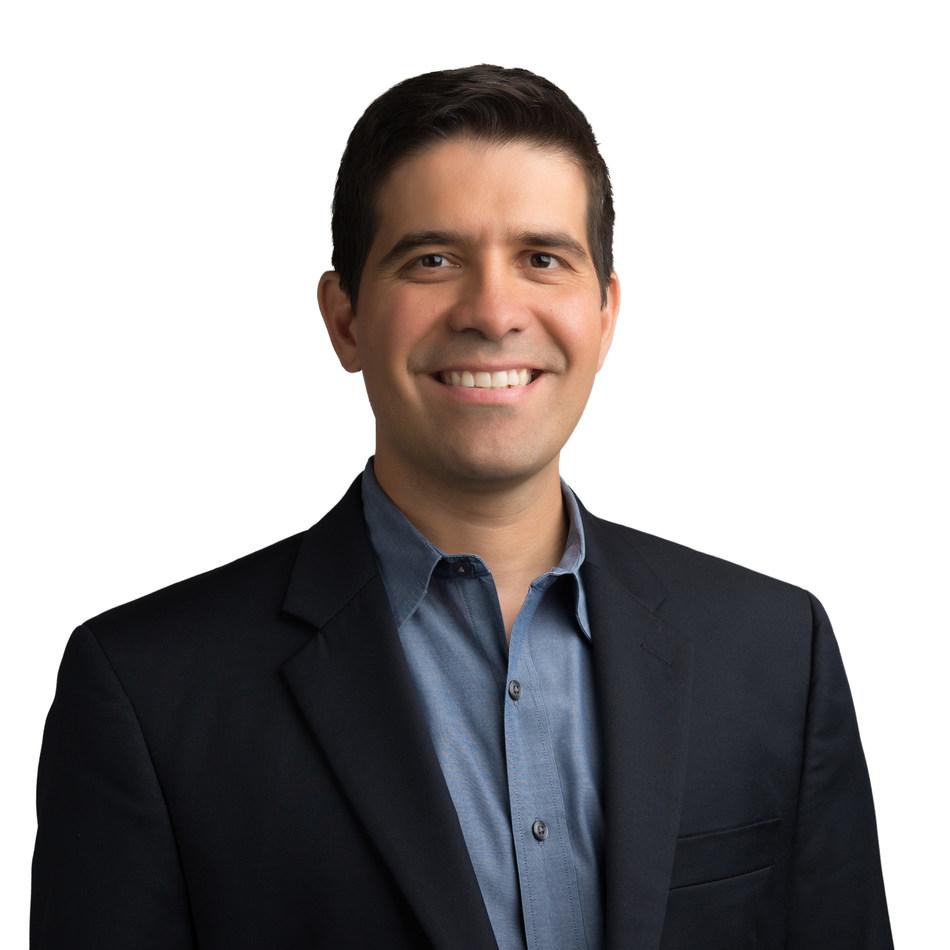 Javier Aldrete, VP of Product