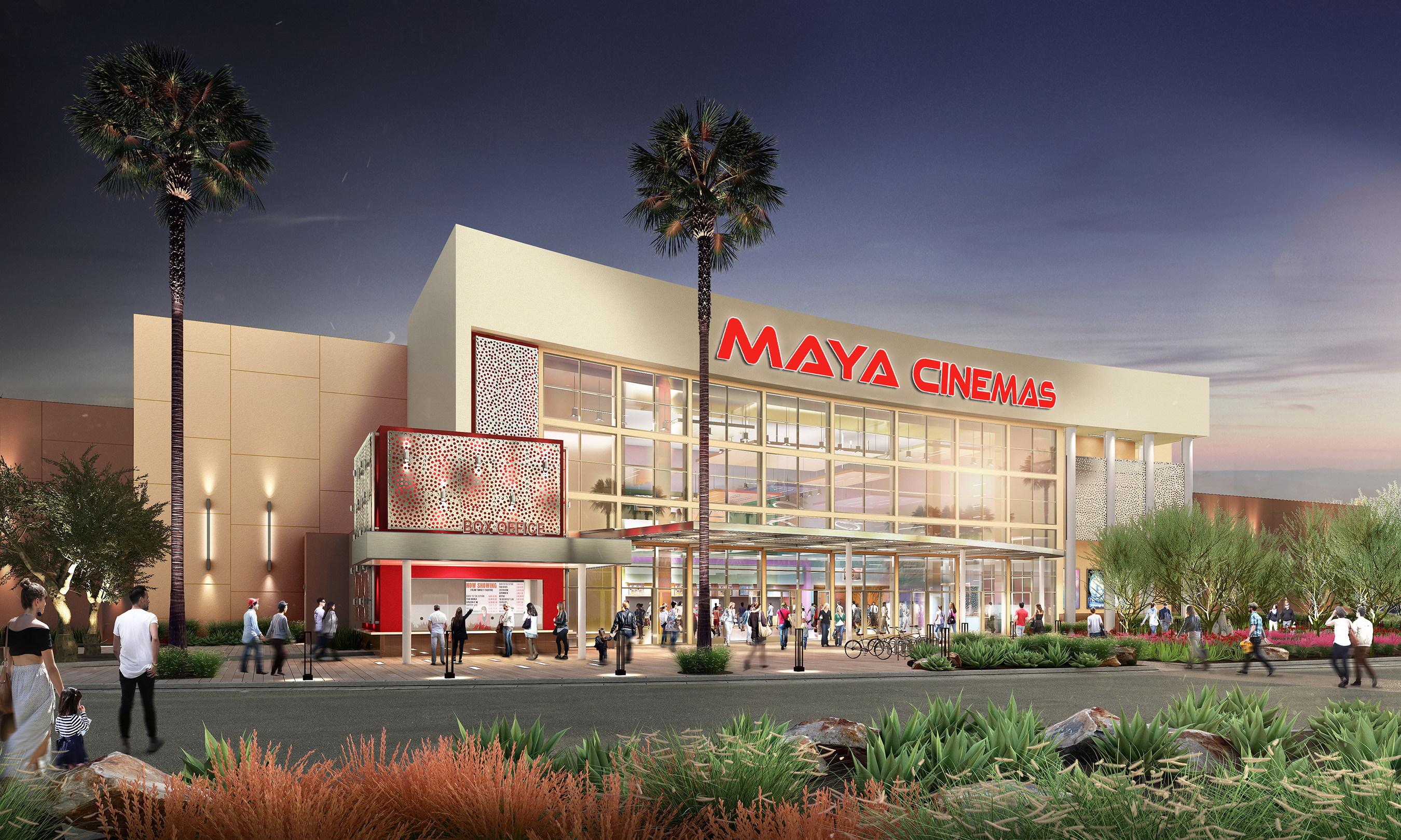 Maya Cinemas Opens Luxury Theater In North Las Vegas