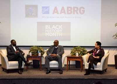 Diversity & Inclusion at Ball - African American Ball Resource Group Black History Month event with board members Stuart A. Taylor II and Cathy Ross