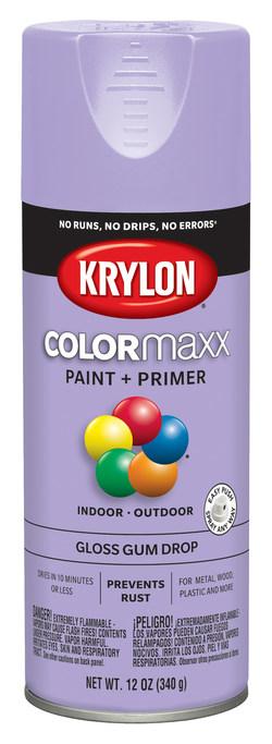 Krylon COLORmaxx in Gloss Gum Drop