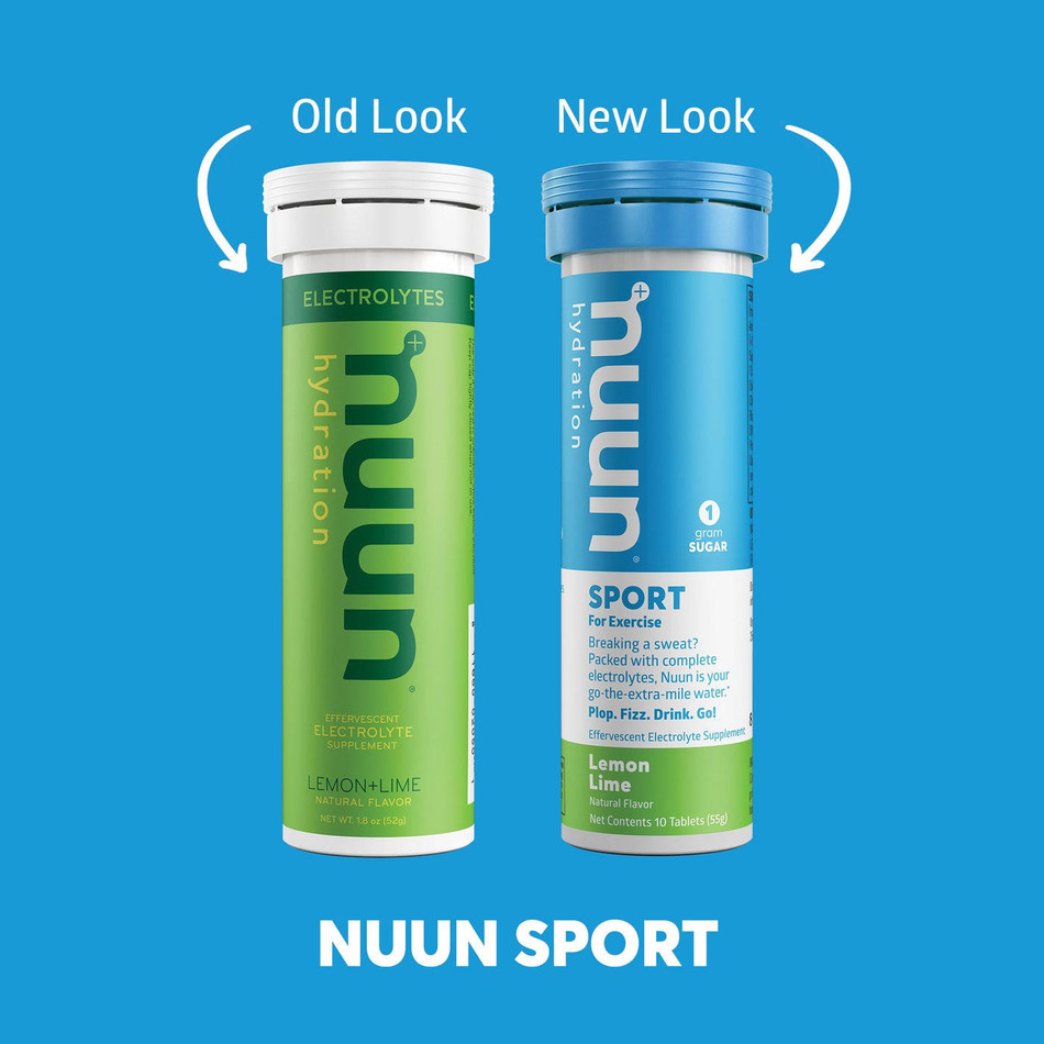 Nuun, the best selling sports drink supplement brand in sports specialty and natural foods retail, has renovated their flagship product line with improved performance, consumer experience and packaging.