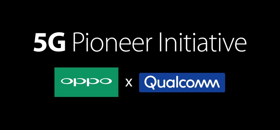OPPO is a Qualcomm 5G pilot program partner (PRNewsfoto/OPPO)