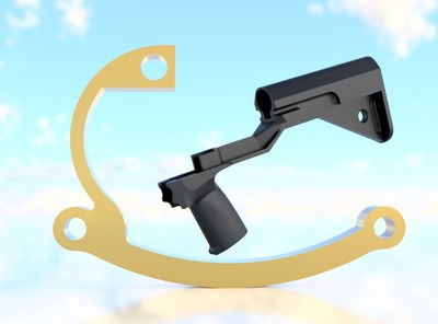 Bumpstock ban defeated by replacement product