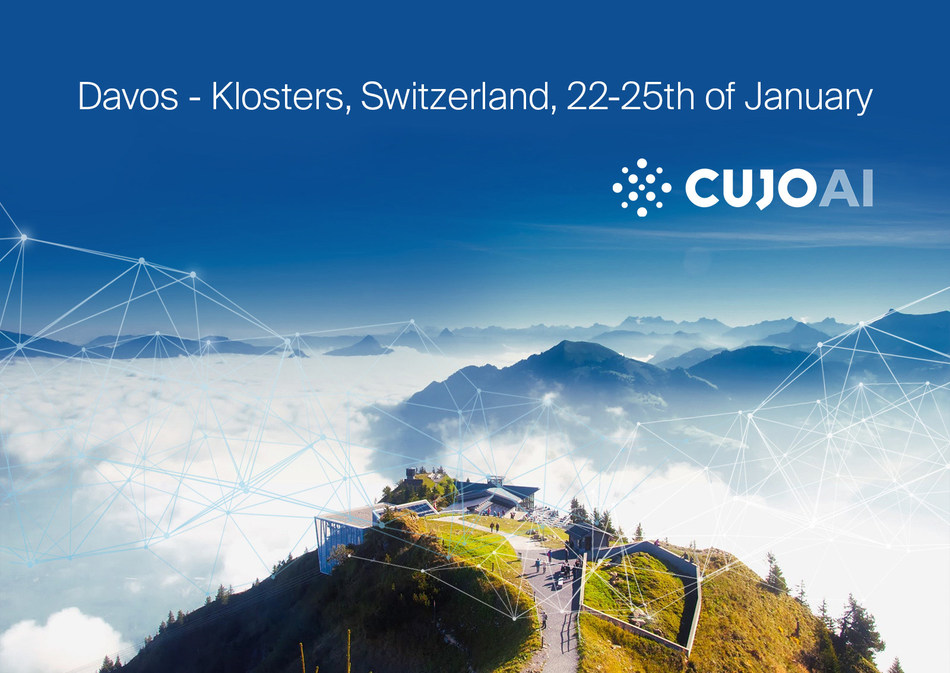 CUJO AI Joins World Economic Forum, CEO Einaras von Gravrock Contributes to Panel on Quantum Computing & Cybersecurity