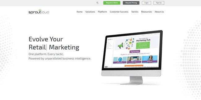 Explore the new SproutLoud.com