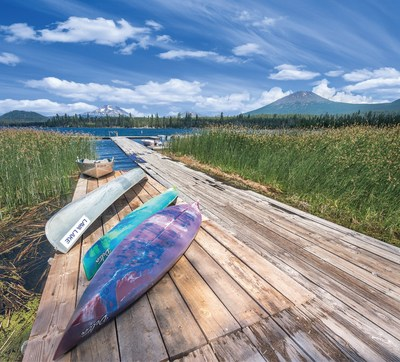 Nestled in the midst of the Deschutes National Forest, WorldMark Bend Seventh Mountain Resort provides guests with spectacular views of the scenery.