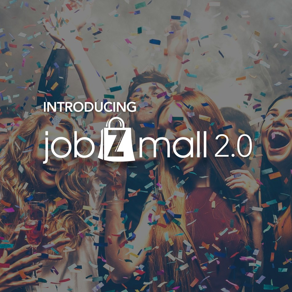Introducing JobzMall 2.0 : The new medium for the new workforce