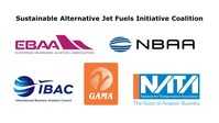 Sustainable Alternative Jet Fuels Initiative Coalition Logo