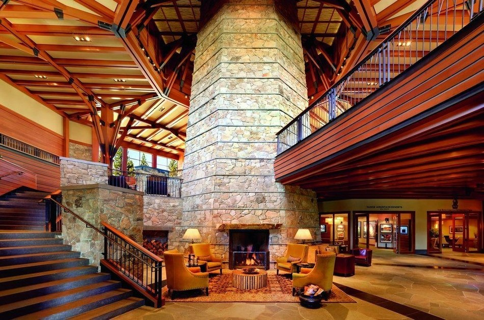 The Ritz-Carlton, Lake Tahoe Lobby