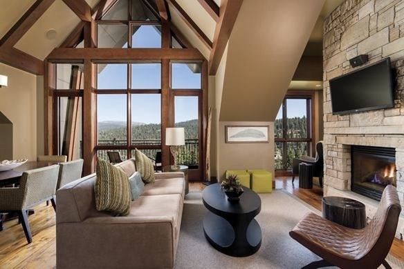 The Ritz-Carlton, Lake Tahoe Suite