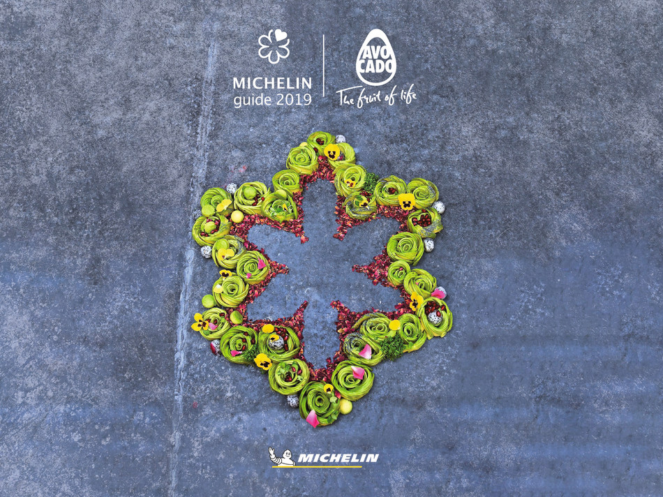 """Avocados, """"The Fruit of Life"""", to Partner with Michelin Guide of France for 110th Anniversary Revelation Ceremony."""