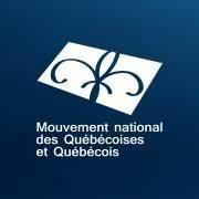 Logo ; Mouvement national des Québécoises et Québécois (Groupe CNW/MOUVEMENT NATIONAL DES QUEBECOISES ET QUEBECOIS)
